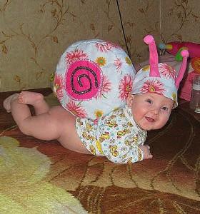 что может ребенок в 1 месяц