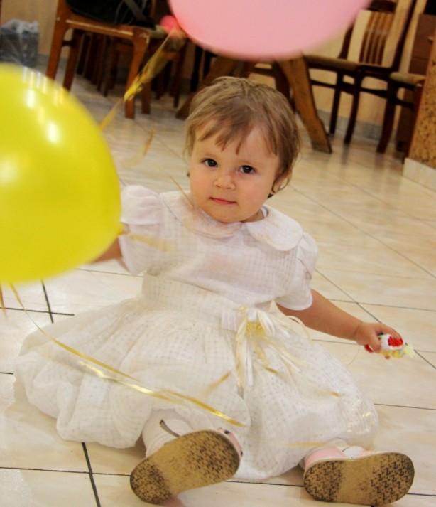 Поздравление для внучки на 1 год