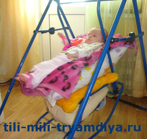 Как играть с ребенком в 7 месяцев