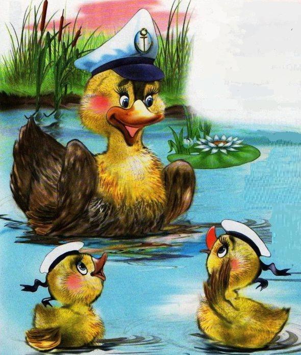 Детские стихи про животных