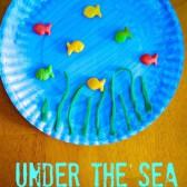 Поделки на морскую тему