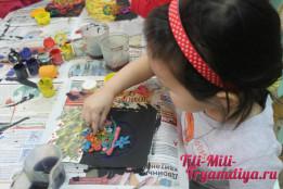 Рисование и лепка с детьми.