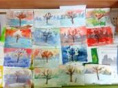 Рисование и лепка с детьми 3-4 года.